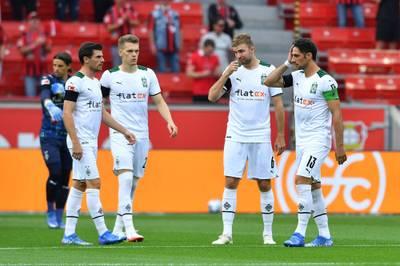 Borussia Mönchengladbachs Trainer Adi Hütter muss im Bundesligaspiel beim FC Augsburg am Samstag auf Fußball-Nationalspieler Jonas Hofmann verzichten.