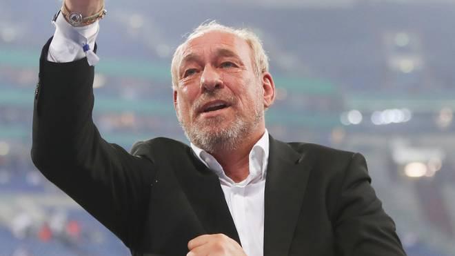 Eintracht-Präsident Peter Fischer bekommt viel Unterstützung im Kampf gegen Rassismus