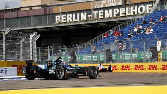 Berlin ist bereits Austragungsort für die Formel E