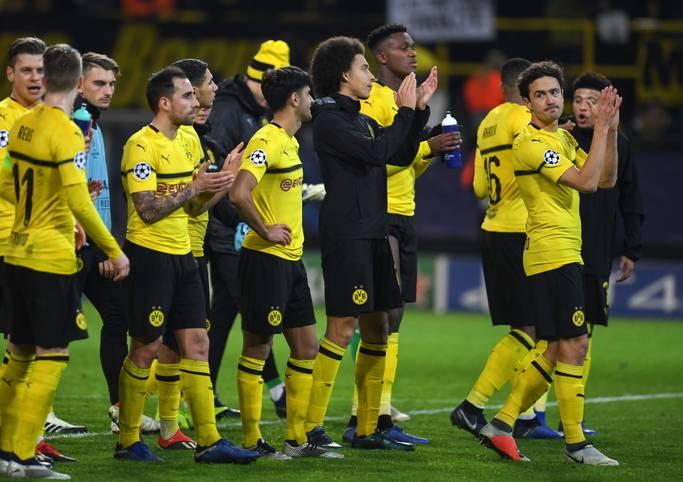 Borussia Dortmund beißt sich bei der Nullnummer gegen den FC Brügge die Zähne aus. Der von Lucien Favre schon häufig erfolgreich praktizierte Joker-Effekt geht fast nach hinten los. Die BVB-Stars in der SPORT1-Einzelkritik
