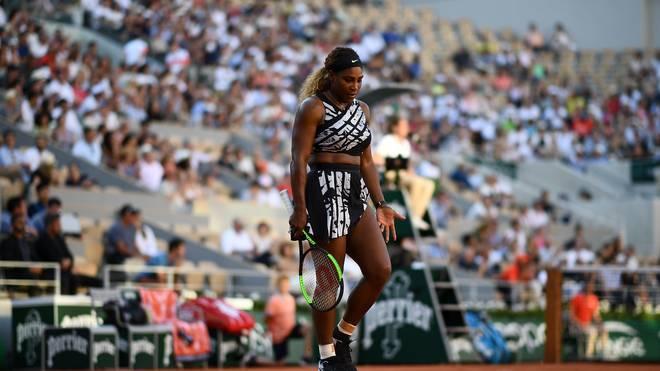 Serena Williams ist weiter auf der Jagd nach ihrem 24. Grand-Slam-Titel