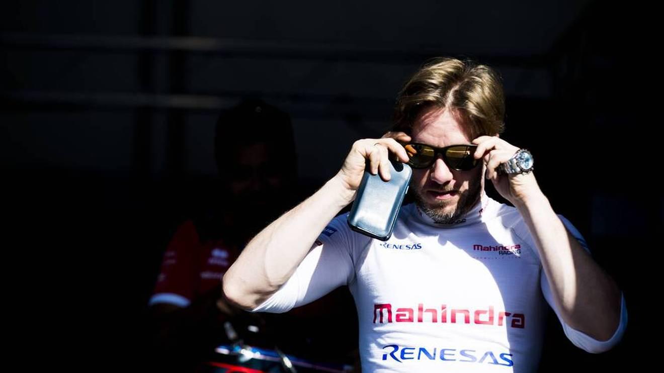 Nick Heidfeld ist heute in der Formel E involviert