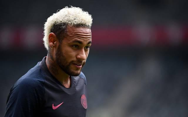Neymar will Paris Saint-Germain gerne wieder Richtung Barcelona verlassen