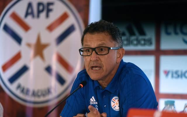 Paraguay: Juan Carlos Osorio tritt als Nationaltrainer zurück