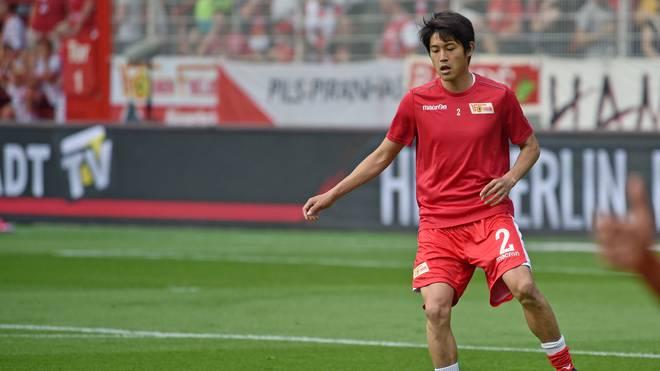 Atsuto Uchida wechselte erst im August 2017 zum 1. FC Union Berlin
