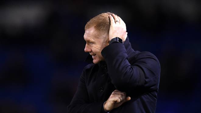 Oldham Athletic v Yeovil Town - Sky Bet League Two