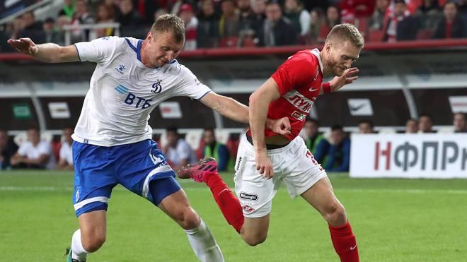 André Schürrle (r.) wurde von Borussia Dortmund an Spartak Moskau ausgeliehen