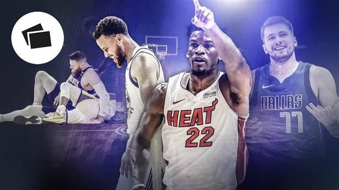 Die NBA-Saison ist noch jung, aber es haben sich schon die ersten Tops und Flops herauskristallisiert