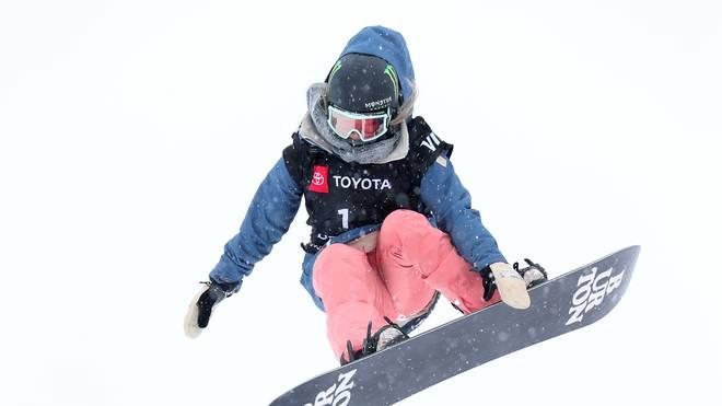 FIS Freestyle Ski and Snowboarding World Championships - Training Chloe Kim