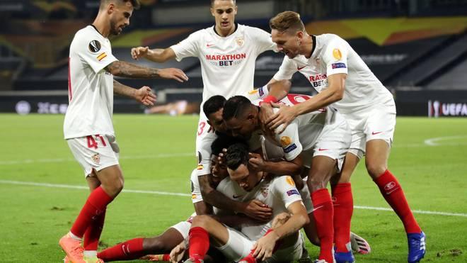 Der FC Sevilla steht im Halbfinale der Europa League