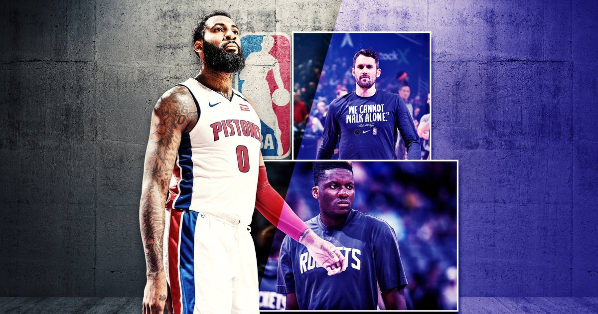 NBA: Drummond, Capela, Love & Co. - Big Men nicht mehr begehrt