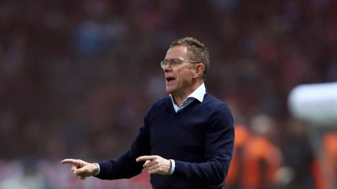 Ralf Rangnick ist Gegenstand von Streitigkeiten der Milan-Führung