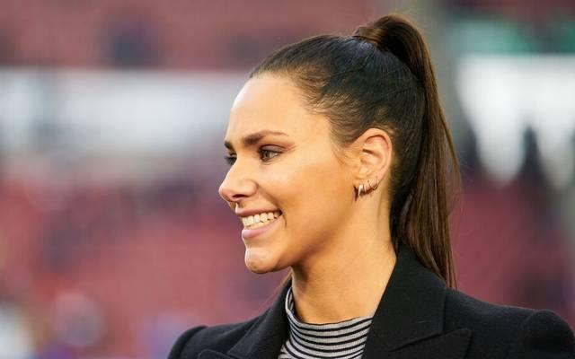 Esther Sedlaczek moderiert ab kommender Saison die ARD-Sportschau
