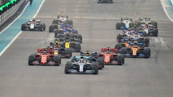 Öko-Kraftstoff in der Formel 1 ab 2021