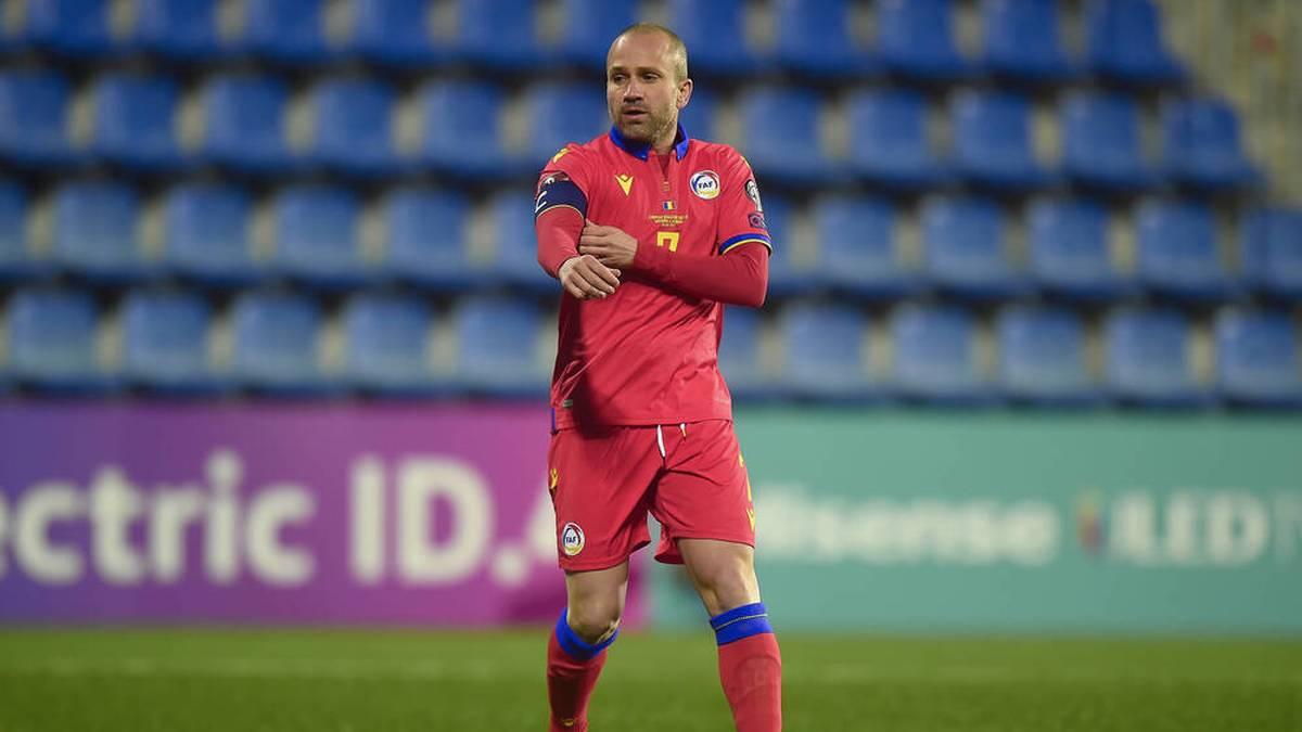 Marc Pujol erzielte das 1:0 für Andorra