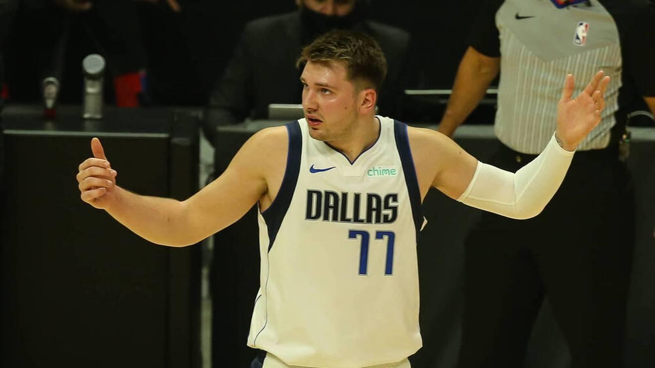 Die Zukunft von Luka Doncic bei den Dallas Mavericks ist noch nicht geklärt