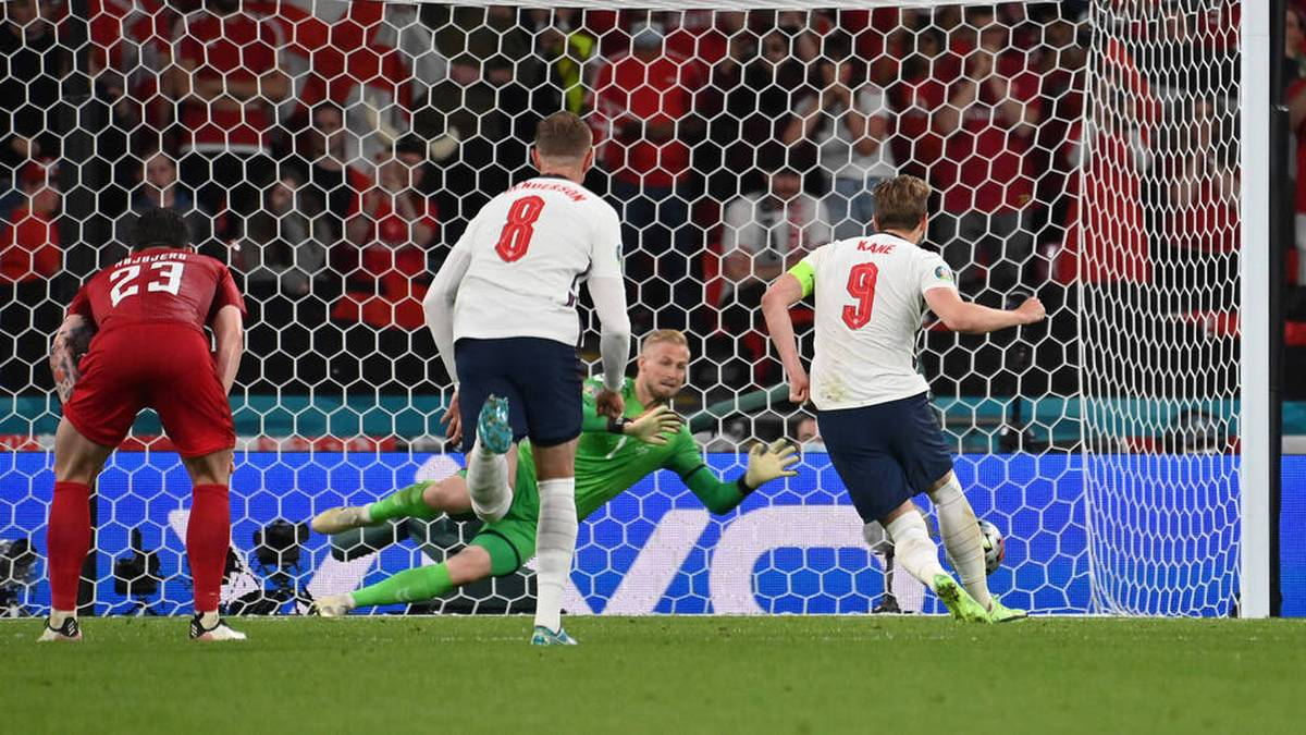 Schmeichel von Laserpointer gestört - UEFA reagiert