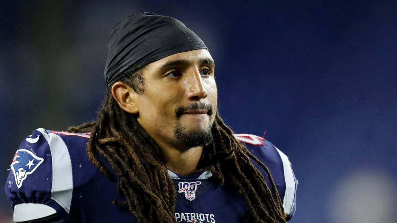Auch kommende Saison tritt Johnson für die Patriots an