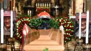 Trauerfeier für Niki Lauda in Wien
