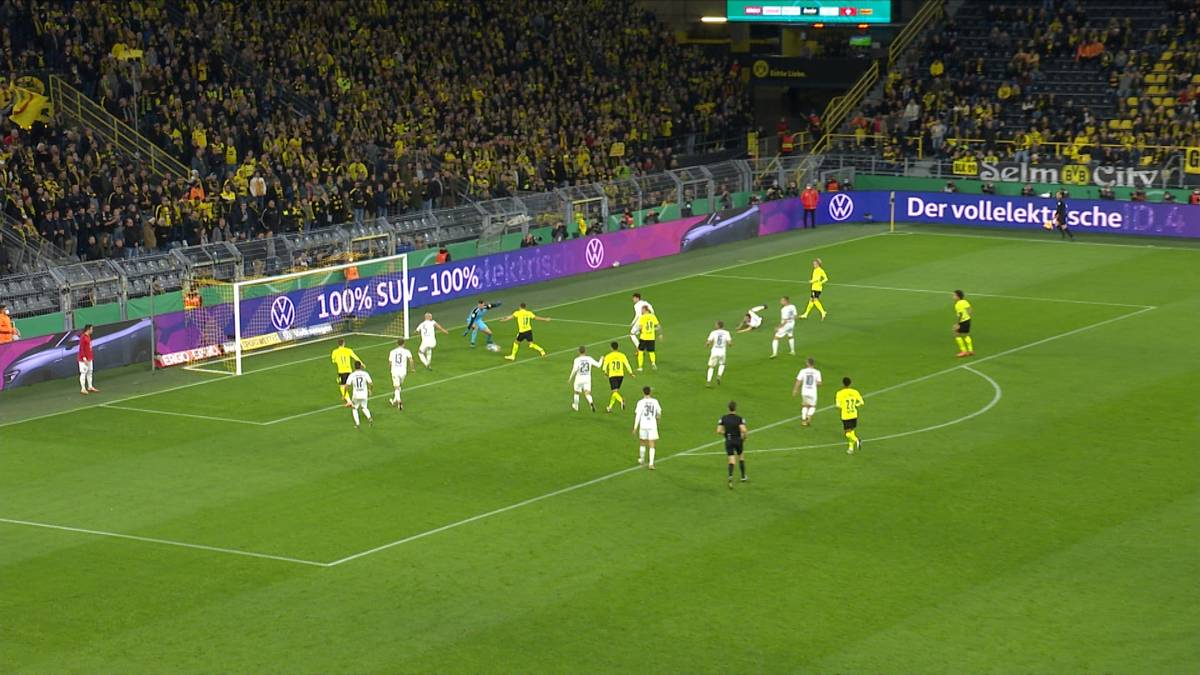 Durchatmen in Dortmund: Hier erlöst Hazard den BVB
