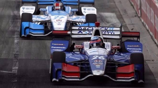 Fahren die Andretti-Piloten in der IndyCar-Saison 2018 mit Chevrolet-Motoren?