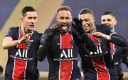 Int. Fussball / Trophée des Champions