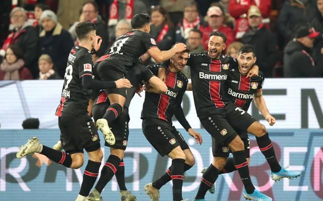 Bayer Leverkusen beendet seine Mini-Krise in Mainz