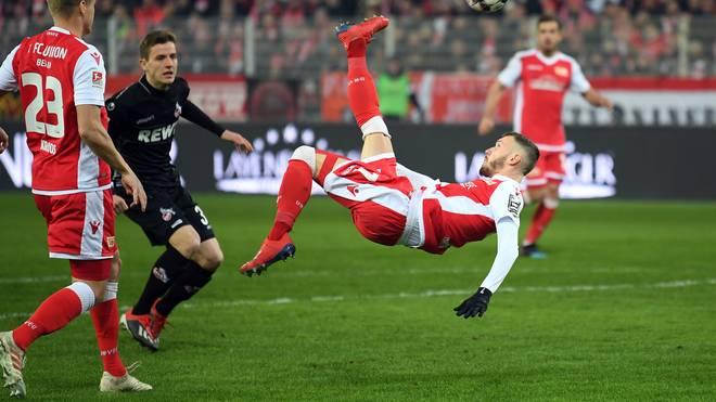 1. FC Union Berlin v 1. FC Koeln - Second Bundesliga
