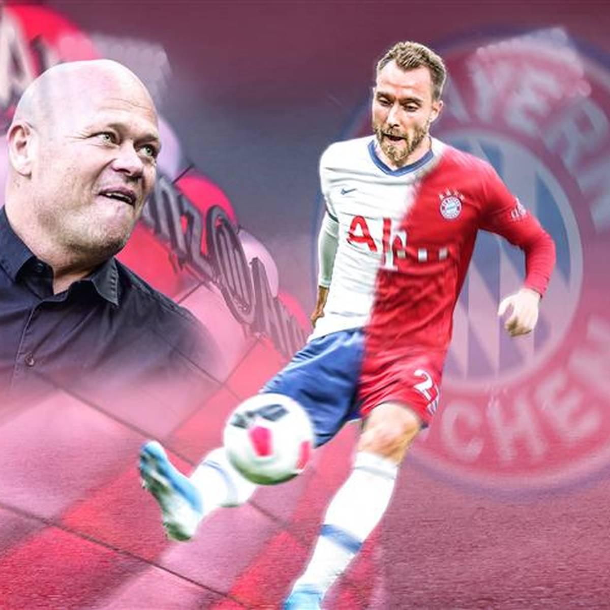 Töfting: Eriksen muss zu Bayern