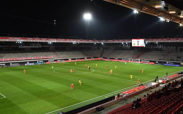 Union Berlin würde sein Stadion gerne ausbauen - muss sich aber gedulden