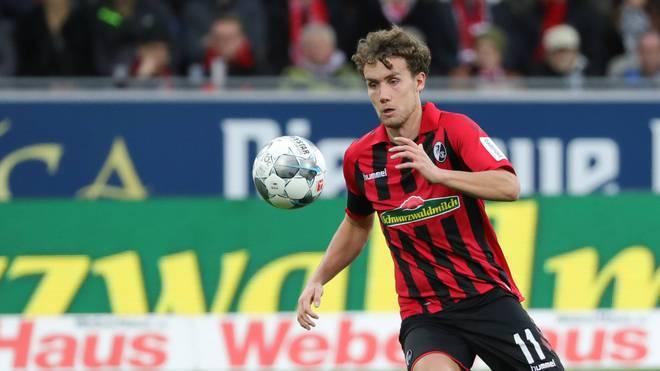 Luca Waldschmidt wechselt zu Benfica Lissabon