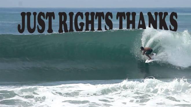 Right Hand Land – Bali's East Coast in der Wetseason