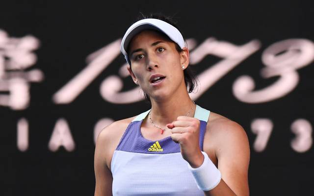 Greift nach ihrem dritten Grand-Slam-Titel: Gabrine Muguruza
