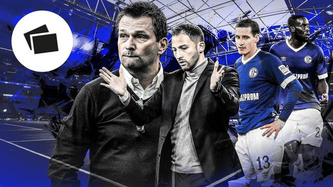 Die Situation bei Schalke wird immer ernster - die Probleme sind vielschichtig