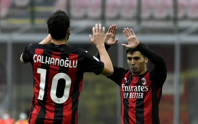 Der AC Mailand ist in Italien das Maß aller Dinge