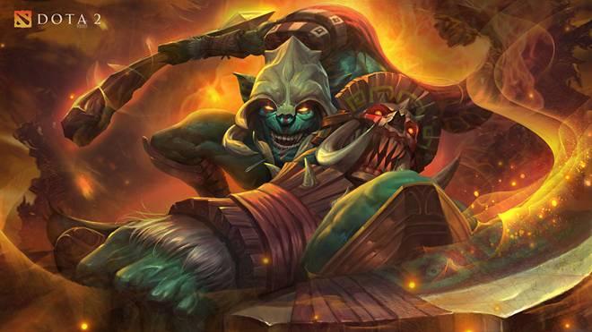 Huskar, the sacred Warrior