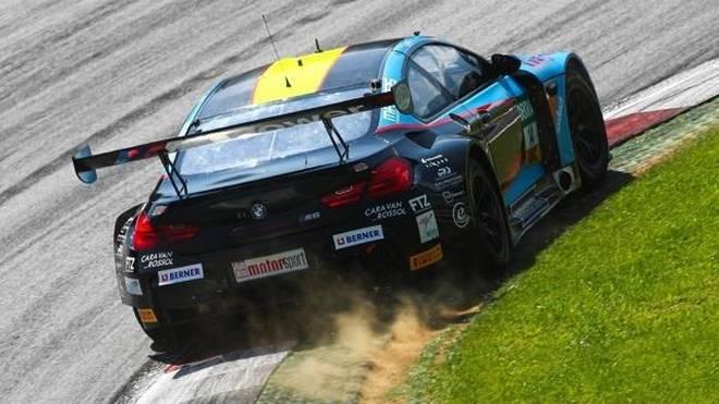 Nikolai Sylvest fuhr die Pole-Position heraus