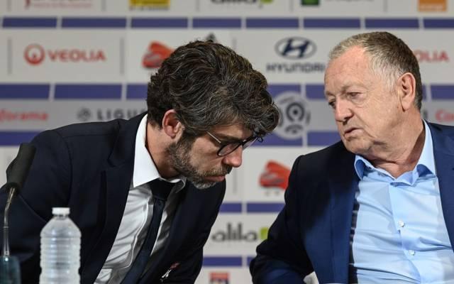 Olympique Lyon Ein Punkt Vor Abstiegsplatz Sportdirektor