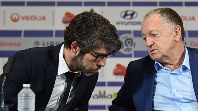 Jean-Michel Aulas holte im Sommer Juninho als Sportdirektor