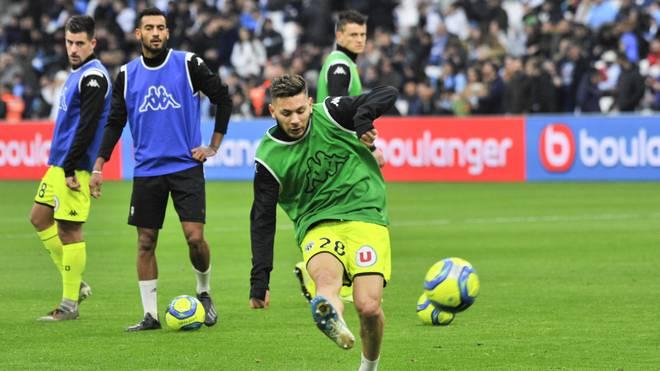 Farid El Melali steht seit 2018 bei Angers unter Vertrag