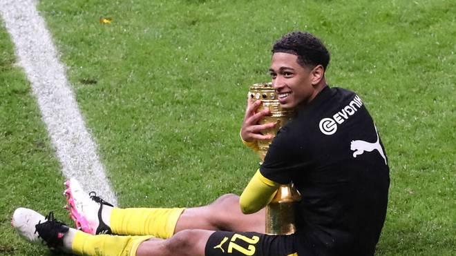Jude Bellingham spielte eine starke Saison für den BVB