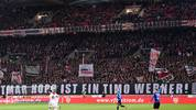 VfB Stuttgart - Arminia Bielefeld - Hopp-Banner