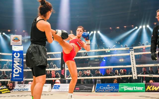 Ring frei für Kickbox-Weltmeisterin Marie Lang auf SPORT1: Steko's Fight Night aus dem Showpalast München am 16. Februar ab 20:45 Uhr live und exklusiv im Free-TV