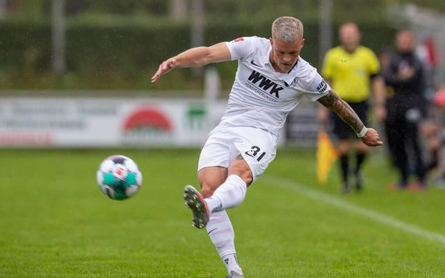 Philipp Max wird den FC Augsburg verlassen