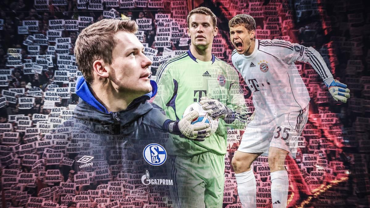 Vor Nübel, vor Neuer: die Bundesliga-Keeper des FC Bayern