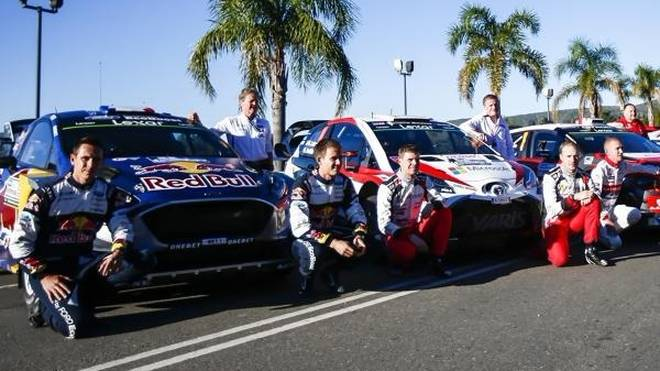 Sebastien Ogier wünscht sich noch mehr Vielfalt in der WRC