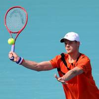 Hanfmann im Bastad-Halbfinale - Gojowczyk in Newport raus