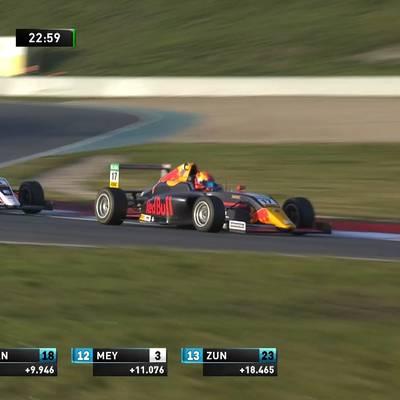Entscheidung im Finale! Edgar ist der neue Formel-4-Meister