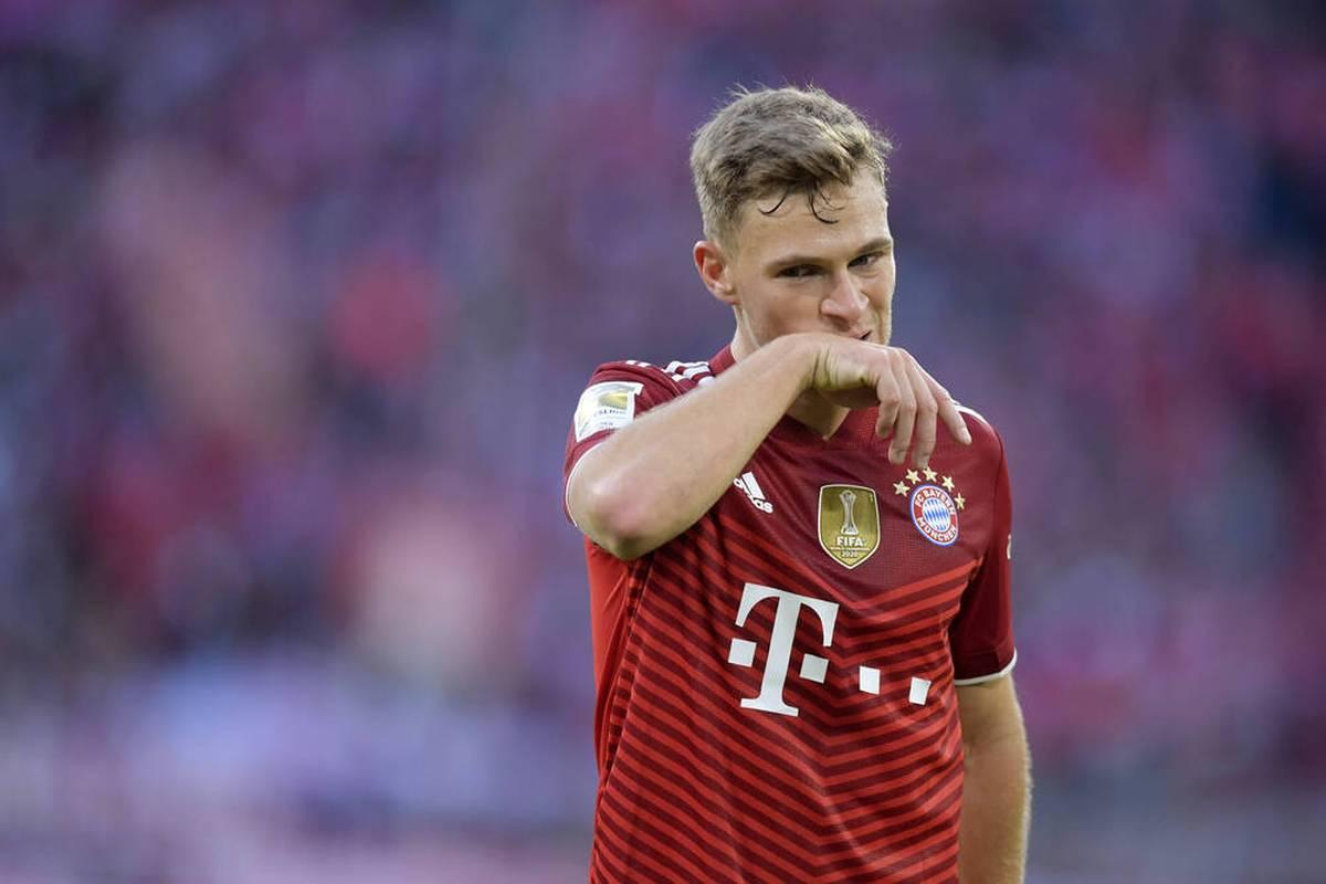 Der Impfstatus von Joshua Kimmich wird vor dem Spiel des FC Bayern gegen die TSG Hoffenheim zum Thema. Kimmich stellt sich nach der Partie der Kritik.