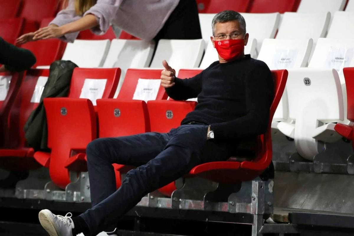 Herbert Hainer erwartet von den Basketballern des FC Bayern den nächsten Schritt. Der Präsident will auf Dauer in die europäische Spitze vordringen.